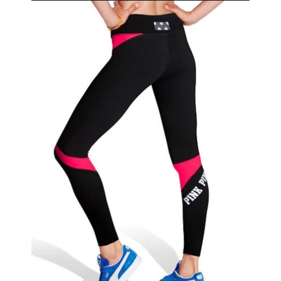 585b2c878c4b0 PINK Victoria's Secret Pants   Pink Victorias Secret Blackpink Yoga ...